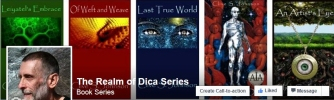 Realm of Dica series Facebook page